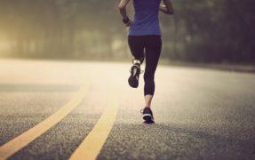 走ること、身体を鍛えること、揺るぎない自分になるために
