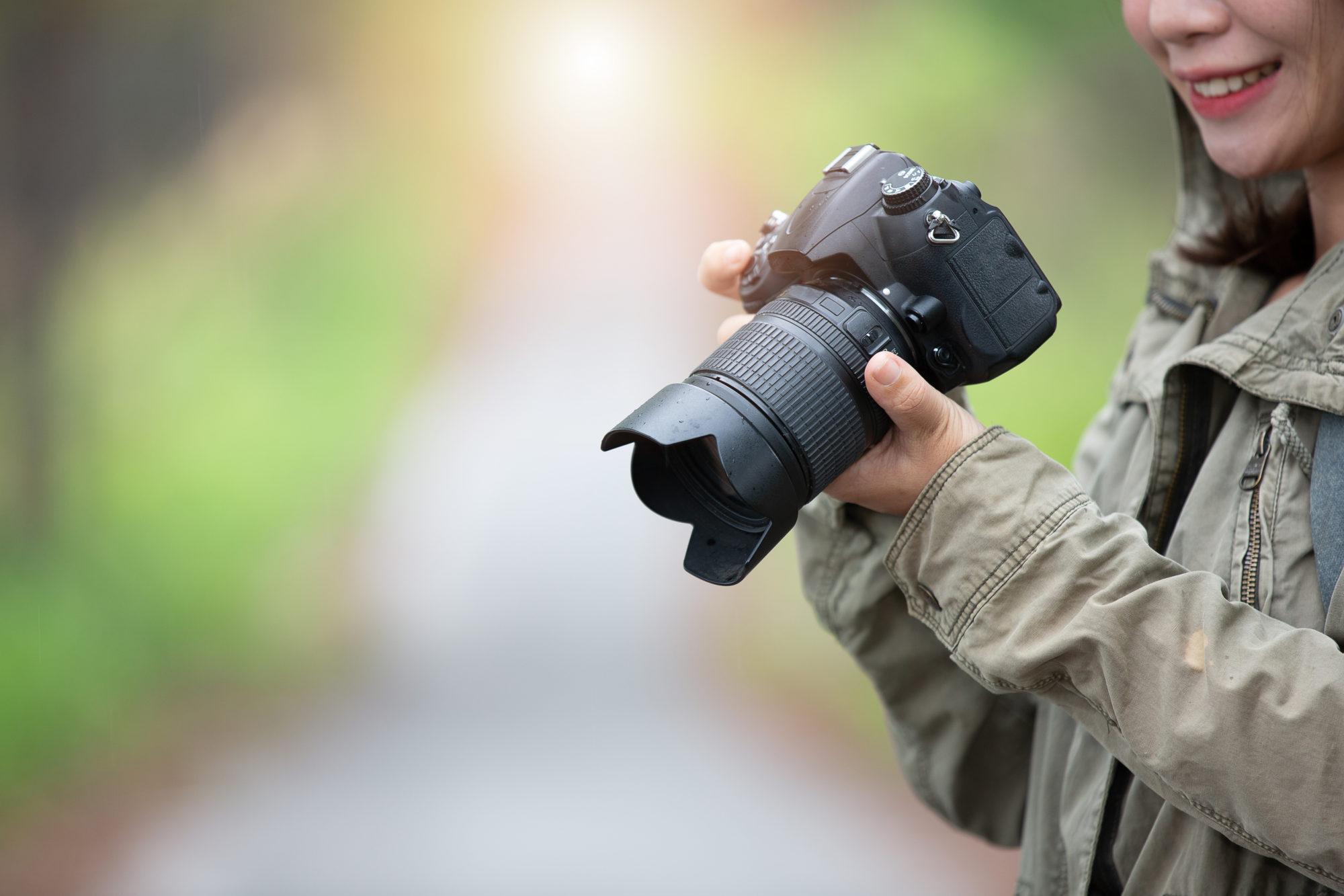 カメラが好き
